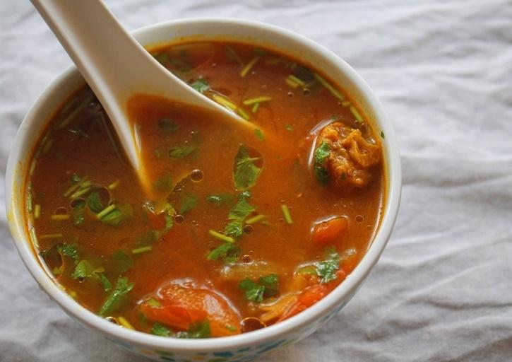 Nattu Kozhi Soup Recipe Country Chicken Soup Recipe Chicken