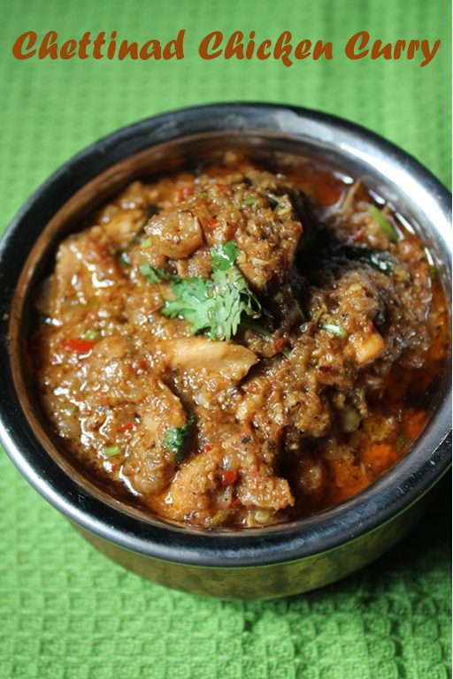 Chettinad chicken curry recipe chettinad chicken kuzhambu recipe mean while check out my another roasted spiced chicken curry which is a kadai chicken recipe preparation ccuart Images