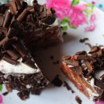Microwave Eggless Black Forest Cake Recipe – Microwave Cake Recipes