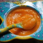 Papaya Puree for Babies / Papaya for Babies