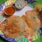 Onion Rava Uttapam Recipe / Sooji Uttapam Recipe