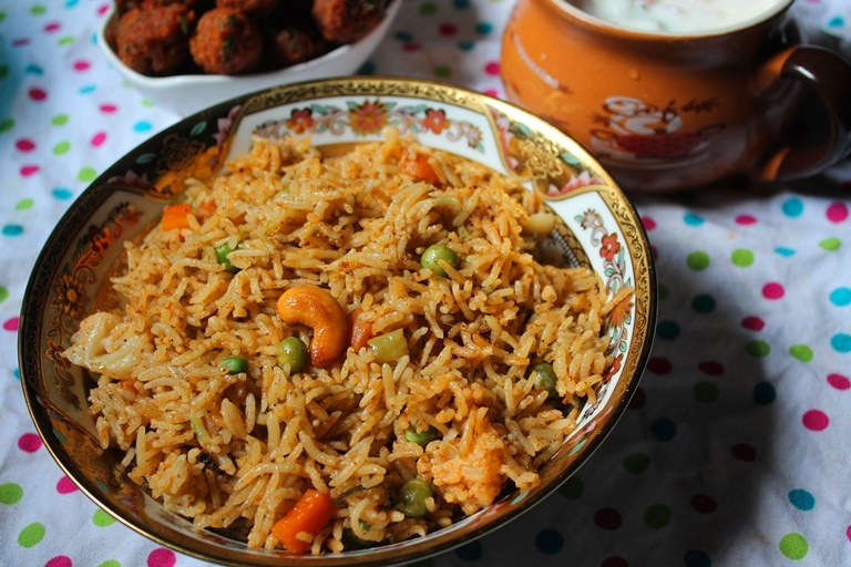 Vegetable biryani recipe vegetable biryani in pressure cooker vegetable biryani recipe vegetable biryani in pressure cooker restaurant style veg biryani recipe forumfinder