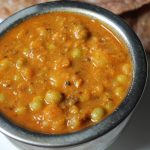 Aloo Peas Curry Recipe / Aloo Matar Recipe – Jain Version