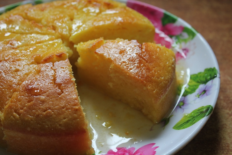 Baked And Delicious Lemon Drizzle Cake Recipe