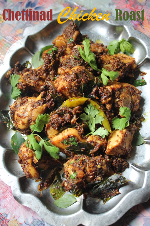 This Is Another Dish To My Repitore A Spicy Roast Made With Chicken So Yummy And Addictive You Can Check Out My Chilli Chicken Roast Garlic Chicken Roast