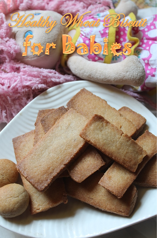 how to make your own baby rusks