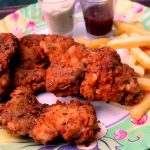 Paula Deen's Southern Fried Chicken Recipe / Hot Fried Chicken Recipe