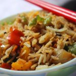 Restaurant Style Vegetable Fried Rice Recipe / Veg Fried Rice Recipe