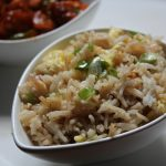 Restaurant Style Egg Fried Rice Recipe