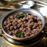 Kala Chana Masala Sundal Recipe / Black Chana Sundal Recipe / Kondakadalai Sundal Recipe