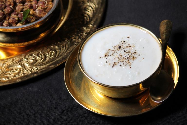 Varagu Kanji Recipe / Kodo Millet Porridge Recipe – Millets Recipes