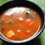 Tomato Rasam Recipe / Thakkali Rasam Recipe