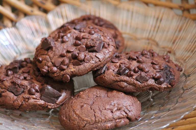 Image result for Chocolate Fudge Cookies Recipe