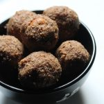 Atta Ladoo Recipe / Wheat Flour Ladoo Recipe
