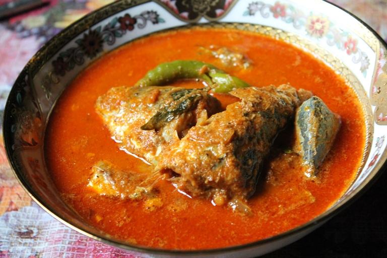 Ayala meen kuzhambu recipe ayila meen kulambu mackerel for Mackerel fish recipe
