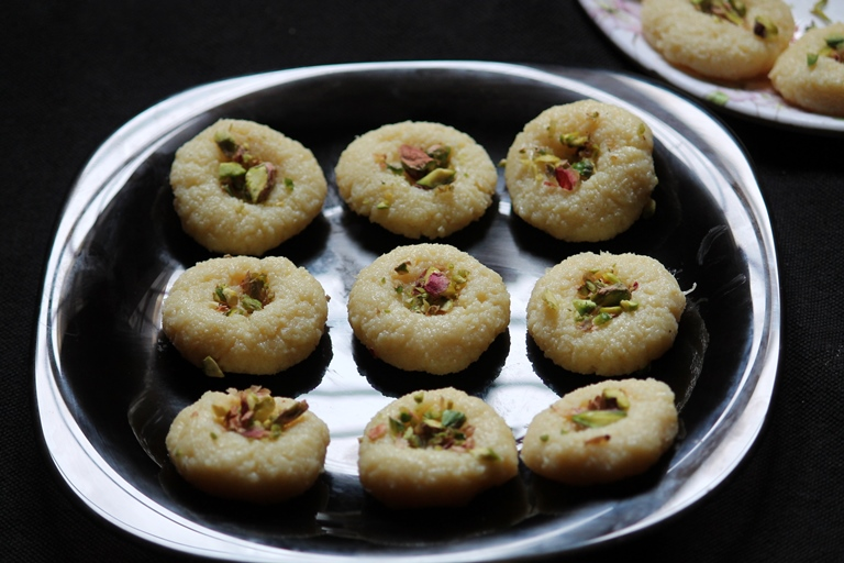 Doodh Peda Recipe / Milk Peda Recipe / How to Make Doodh Peda with Milk