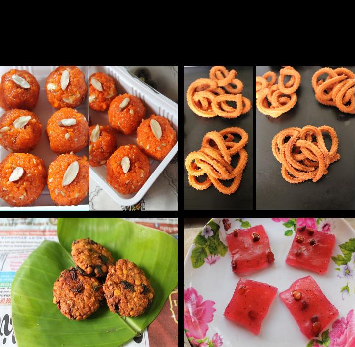 Diwali Recipes in Yummy Tummy – Diwali Sweets Recipes – Diwali Snacks Recipes