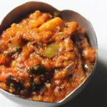 Brinjal Tomato Kotsu Recipe