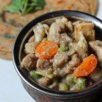 White Vegetable Kurma Recipe / White Veg Kurma Recipe