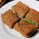 Grilled Tofu Sandwich Recipe