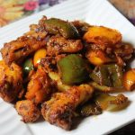 Gobi Capsicum Sabzi Recipe / Cauliflower Bell Pepper Sabzi Recipe