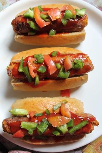 how to make seitan hot dogs