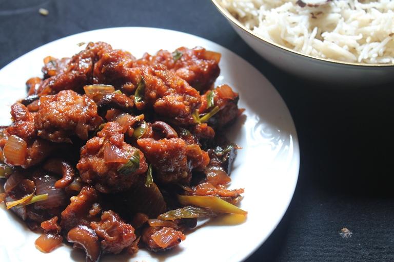 Spicy Cashew Chicken Stir Fry Recipe