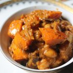 Pumpkin and Butter Beans Masala / Pumpkin Masala Recipe