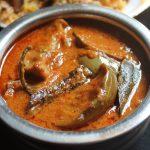 Biryani Brinjal Curry Recipe / Biriyani Kathirikkai Recipe