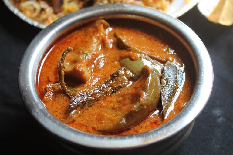 biryani brinjal curry recipe biriyani kathirikkai recipe