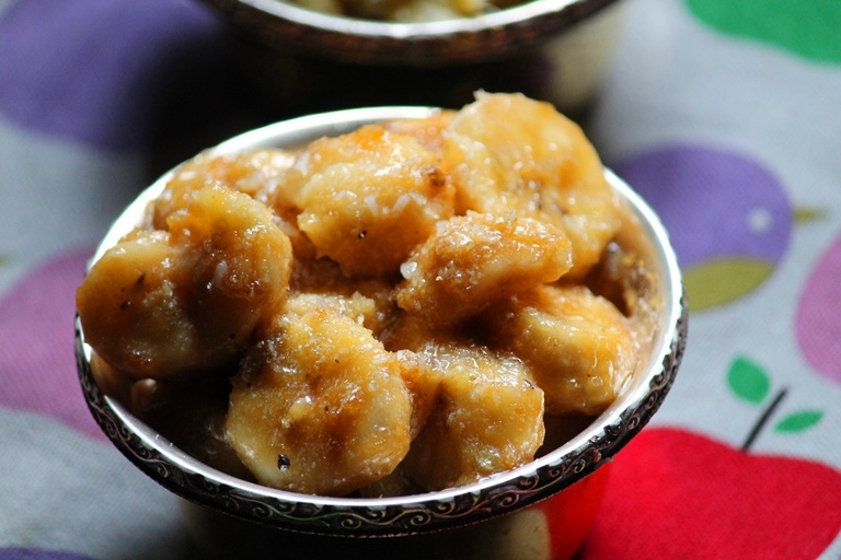 Banana Panchamirtham Recipe