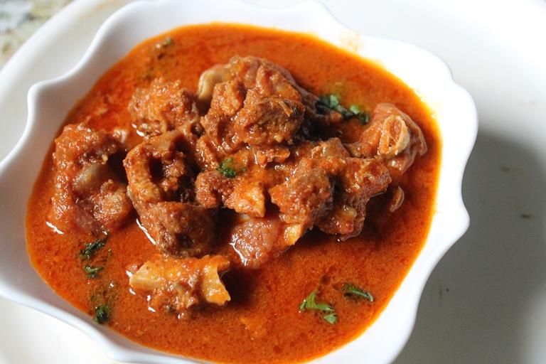 Indian Turkey Gravy Recipe / Vaan Kozhi Kuzhambu Recipe