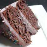 Best Chocolate Cake Recipe Ever / Rum Chocolate Cake Recipe / Moist Chocolate Cake Recipe
