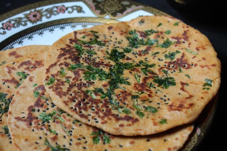 Wheat Kulcha Recipe