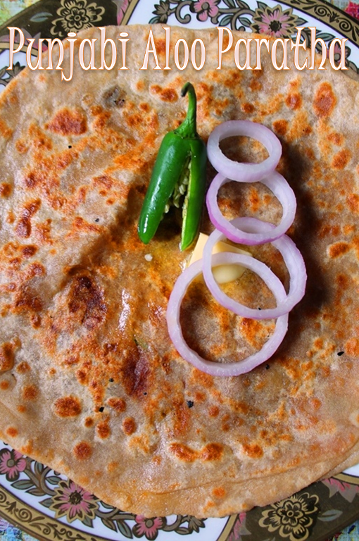 Punjabi aloo paratha recipe dhaba style aloo paratha recipe hope you will give this a try and let me know how it turns out for you forumfinder Image collections