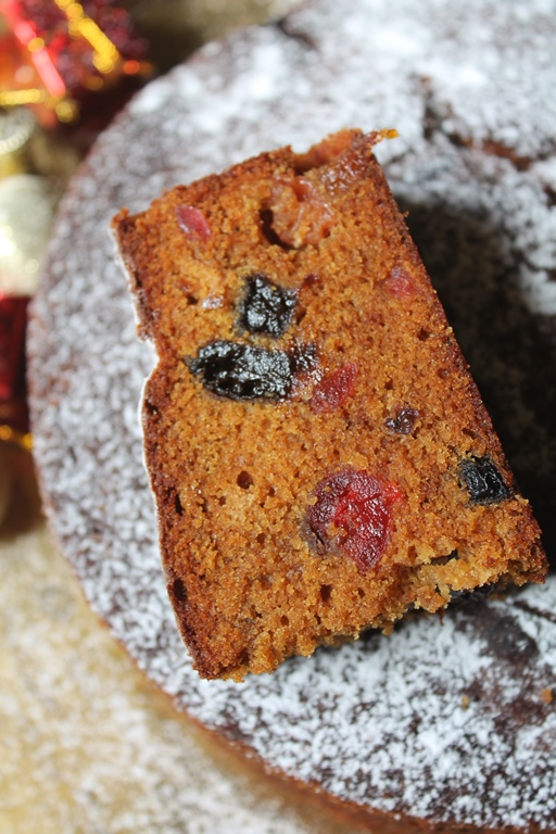 Recipe Of Plum Cake In Microwave