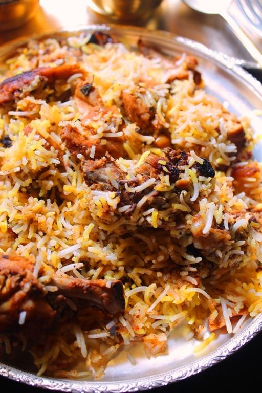 Chicken Dum Biryani Recipe Restaurant Style Chicken Biryani Recipe