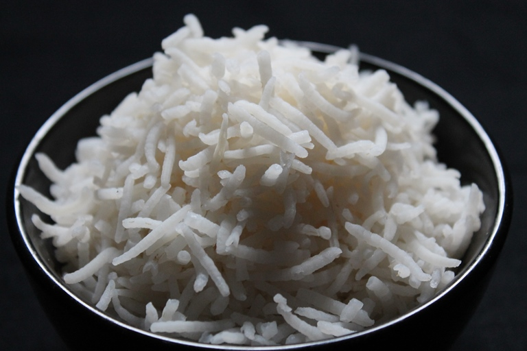 How to Cook Basmati Rice – Rice by Draining Method
