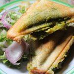 Bombay Masala Toast Recipe / Potato Masala Toast Recipe