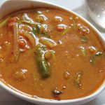 Bachelor Sambar Recipe / Instant Sambar without Dal