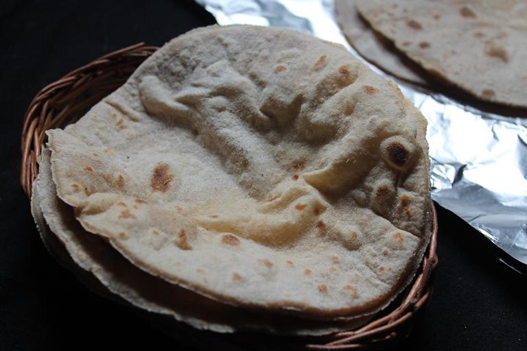 Whole Wheat Tortilla Recipe
