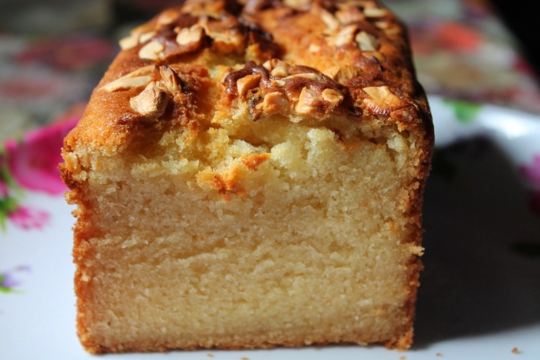 Sri Lankan Eggless Butter Cake Recipe