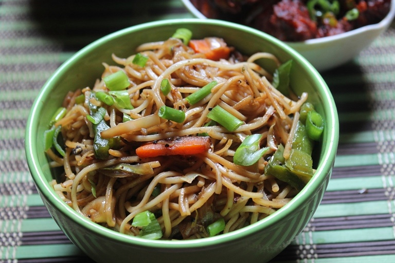 Chinese vegetable noodles recipe veg noodles recipe yummy tummy making noodles can be pretty easy i do make them when i cook any indo chinese sidedishes like paneer dishes or chicken dishes or anything forumfinder Choice Image