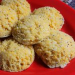 Instant Cornmeal Idli Recipe / Broken Corn Idli Recipe