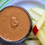 Apple Sticks with Peanut Butter / Homemade Peanut Butter Recipe – Finger Food Ideas for Babies