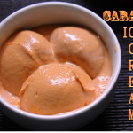 Eggless Caramel Icecream Recipe / Salted Caramel Icecream Recipe – Icecream without Icecream Maker