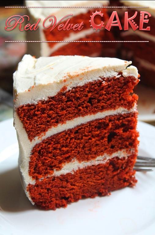 Best Red Velvet Cake Recipe Ever Red Velvet Cake Recipe Yummy Tummy
