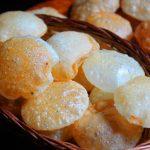 Puri Recipe for Pani Puri / How to Make Puri for Golgappa or Pani Puri