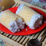 Corn Meal Puttu Recipe / Cholam Puttu Recipe