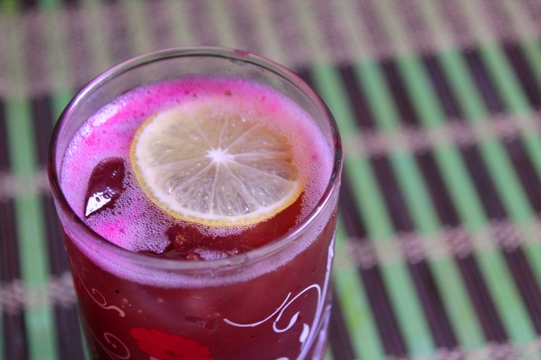 Grape Iced Tea Recipe / Grape Tea Recipe